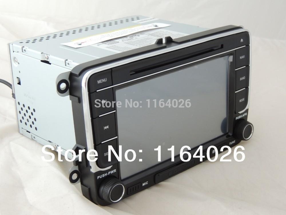 """YOKOTRON"" 7"" Touch Screen Car Radio DVD Player for VW Golf Passat Touran Tiguan with DVR +GPS +ipod(Free Shipping to Russia)(China (Mainland))"