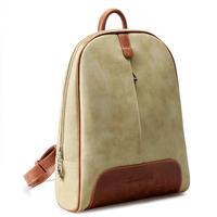 Women's backpack female preppy style genuine leather cowhide backpack women's handbag middle school students school bag laptop