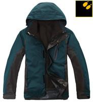 Waterproof Windproof Outdoor Jacket Men Brand Winter Camping Hiking Sports Clothing Ski Skiing Snowboard Thermal Coat
