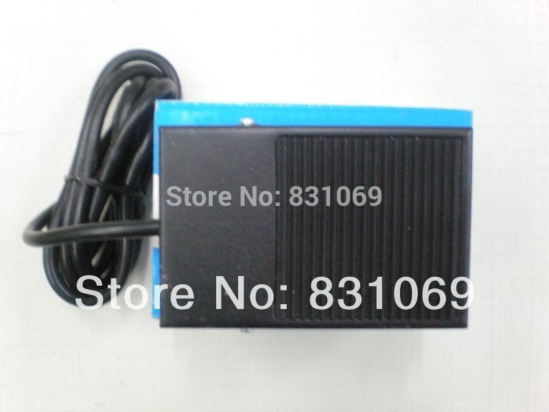 цена на 5 шт./лот CFS-1 10A 250VAC Foot Switch Педаль Мощность Педаль Ножного Переключателя 1НО 1NC Новый