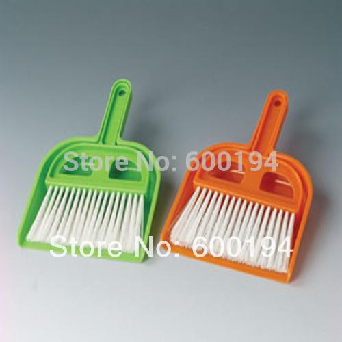 New Quickie Mini Dust Pan and Brush Broom Set(China (Mainland))