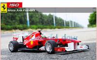 Best children gift New MJX 4ch 1:14 F1 Formula 150 ITALIA 37CM big RC Racing radio remote control car