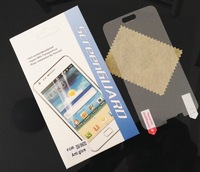 100pcs/lot Galaxy S5 anti glare Screen Protector Film For Samsung Galaxy S5 i9600 matte screen protector with RP by DHL Shipping