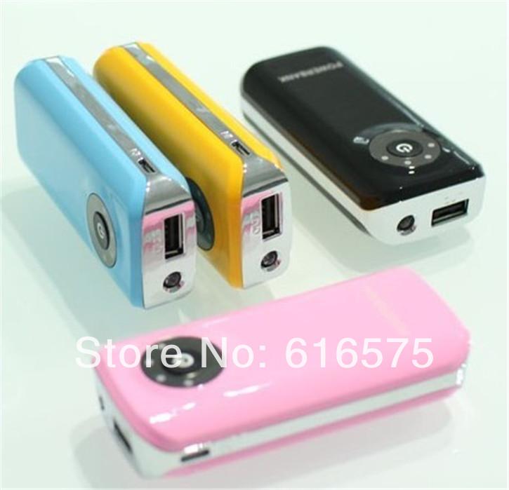 Зарядное устройство OEM,neutral ! FEDEX/UPS 5600mAh 4 & 1 USB