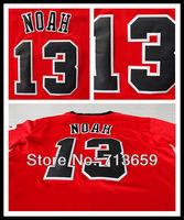 2014 Christmas Day basketball jersey,Chicago Joakim Noah #13 Jersey,Cheap sports jersey,embroidery logos,Accept Mix Order