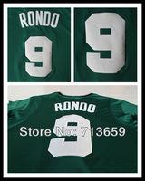 2014 Christmas Day basketball jersey,Boston #9 Rajon Rondo Jersey,Cheap sports jersey,embroidery logos,Accept Mix Order