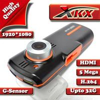 Free Shipping Hot Sale LS560W 2.7 Inch FullHD 1920x1080P Car DVR Recorder Black Box Camera Video H.264 HDMI