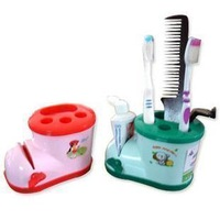 (Free shipping to Russia) Home daily use commodity fashion mini novelty toothpaste squeezer
