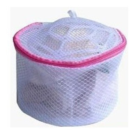 (Free shipping to Russia) Home supplies fine mesh laundry bag clothing care wash bag net folding nursing bra wash bags