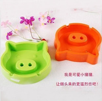 (Free shipping to Russia) Yiwu commodity household goods novelty ashtray