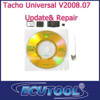 2014 Newly Tacho Universal Tacho Pro V2008.07 Update & Repair Kit Never Locking Again - Odometer Correction Tool