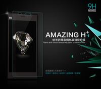New Arrival NILLKIN Amazing H+ Nanometer Anti-Explosion Tempered Glass Screen Protector Film For Xiaomi MI3 M3