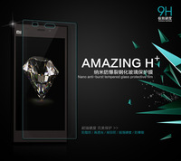 NILLKIN Amazing H+ Nanometer Anti-Explosion Tempered Glass Screen Protector Film For Xiaomi MI3 M3