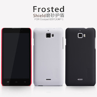 Orginal Brand NILLKIN Super Frosted Shield Case For CoolPad 8297 F1+Screen Protector Retail Package Free Shipping