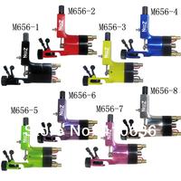 New Rotary Tattoo Machine Gun NEDZ Style Heavy Duty Gun Shader Liner 8 colors for choose
