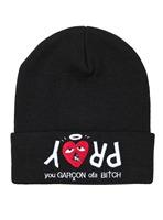 free shipping! cheap UNIF PRAY Beanie hats men's casual Knitted caps , Cotton wool caps, Women hip-hop Beanies ,retail