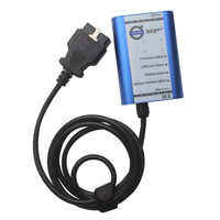 Super Volvo Dice Pro+ 2013A OBD II car code reader Volvo Car Diagnostic Communication Equipment CAN BUS supported