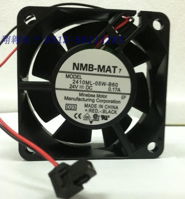 Оригинальный nmb 2410 мл-05w-b60 dc24v 60