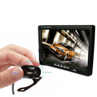 Car Monitor 7 inch TFT LCD screen / home Monitor / DVD display / truck / school bus / coach and camera
