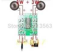 2pcs/lot PAM8403 Super mini digital power amplifier board miniature class D power amplifier board 2 * 3 w high 2.5 ~ 5 v USB 284