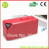10pcs a Lots Mini Bluetooth Speaker Water Cube Design Portable Frosted Mini Handsfree Phone Call for Smart Phone Tablet