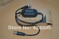 50PCS  CCTV Camera Video Balun Ground Loop Isolator Coaxial Cable BNC Balun Connectors