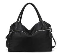 Sport Travel Bags New Style Womens Shoulder Bag Handbag Dacron Bag Women Black Bag Portable Handbags Free Shipping