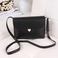 2014 women's handbag fashion messenger bag small bag women's bags  Free shipping