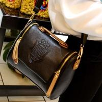 Circleof bag 2014 vintage shoulder bag female bag fashion bag messenger bag female fashion cross-body bag  Free shipping