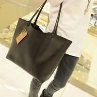Casual one shoulder big bag fashion women's handbag fashion handbag bag vintage bag  Free shipping