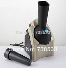( English  Instruction ) Fruit Ice Cream Maker Household Ice Cream Machine Automatic Fruit, EU Plug(China (Mainland))