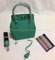 Genuine Calfskin Leather Woman fashion designer Small Handbags Ladies Tote Bag Women Fashion Famous Brand Luxury women's Bags