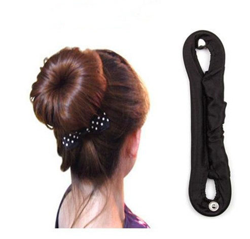 Min. order $10(Mix order) Promotion Fashion delicate Simple Black Hair band Hair jewelry accessories ACO1186(China (Mainland))