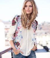 летние рубашки шифон женские короткий рукав рябить шифона верхней batwing футболку женщин блузка плюс размер