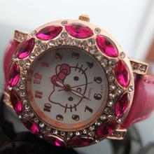 wholesale hello kitty wrist watch