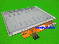 "100% Original ED060SC4 ED060SC4(LF) 6"" e-ink/ebook LCD screen for Amazon kindle 2 PRS500/600/700 / E-ink screen free shipping"