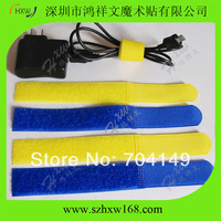 Free shipping 3000pcs per lot 20X200mm colors New fashion high quality velcro strap without logo