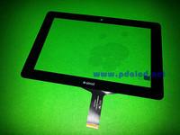 original for Ainol Novo 7 Venus touch Panel digitizer touch screen,black color,free shipping