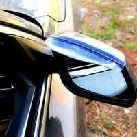 Free Shipping Car Rear View Mirror Storm Block Rear-view Mirror Rain Eyebrows 2Pcs/Set Random Color