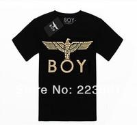 New fashion man spring 2014 summer boy london men's tops hip hop skateboard TEE fitness t shirt sport casual slim short t-shirts