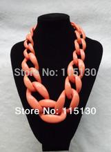 cheap chunky fashion necklace