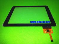 Original New 8.0'' inch interstellar version for Ployer MOMO8 bird version II 2 LCD touch screen digitizer panel free shipping