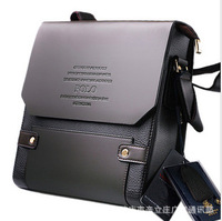 Shoulder bag messenger bag man bag business bag handbag fashion document bag men