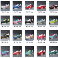 Wholesale freeshipping 2014 brand New sportif Canvas Cowboy lovers Shoes Big cock unisex leather breathable Skateboarding shoes