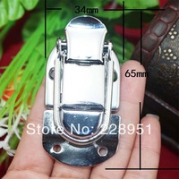 25 pieces a lot ,34*65mm Extra large luggage buckle