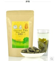 New 2014 Promotion 500g Chinese Original Ginkgo Biloba Leaves Tea China Yinxing Tea Wild Green Health Personal Care