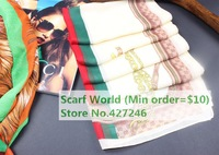 Free Shipping 2014 fashion silk scarf women S3 160*50cm twill neckerchief Chiffon scarf