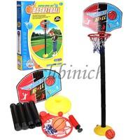Portable Basketball Toy Set Stand Ball Pump Kids Toddler Baby Sports Mini Korb Kinder Spielzeug Enfant Bebe Boule Gonfler Gift