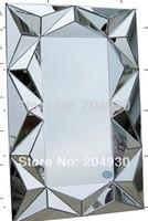 MR-2D0095  mirror wall colck