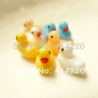 Free shipping  Resin Duck Cameo Cabochons for DIY Accessories Wholesale 100PCS/LOT